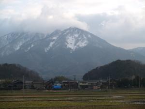 これが敦賀富士でしょうか