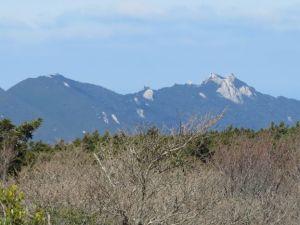 九州百名山の白嶽